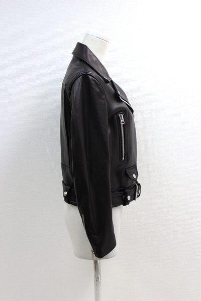 ACNE 【40%OFF】ラムレザーダブルライダースジャケット