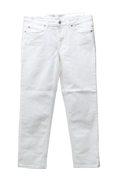 Acne Studios 【30%OFF】ホワイトボーイフレンドデニム (Row / White Vintage)