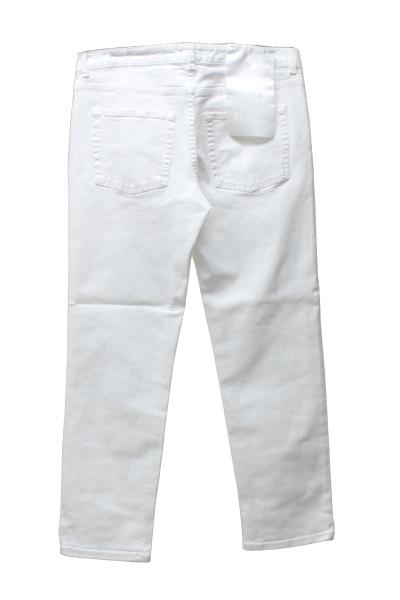 Acne Studios 【70%OFF】ホワイトボーイフレンドデニム (Row / White Vintage)