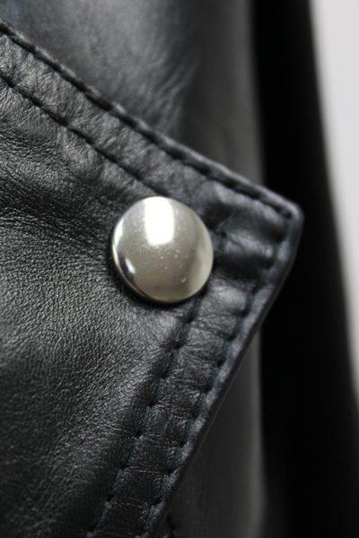 GOLDEN GOOSE DELUXE BRAND 【40%OFF】カウレザーダブルライダースジャケット
