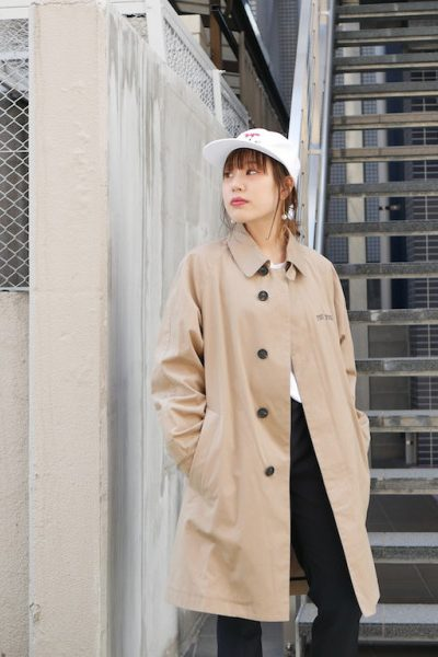 MAISON KITSUNÉ I FOX PARIS キャップ