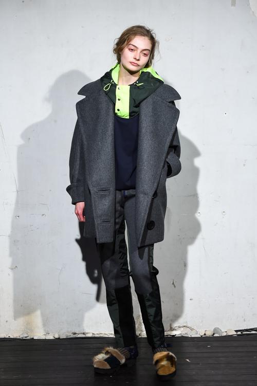 kolor/カラー コート