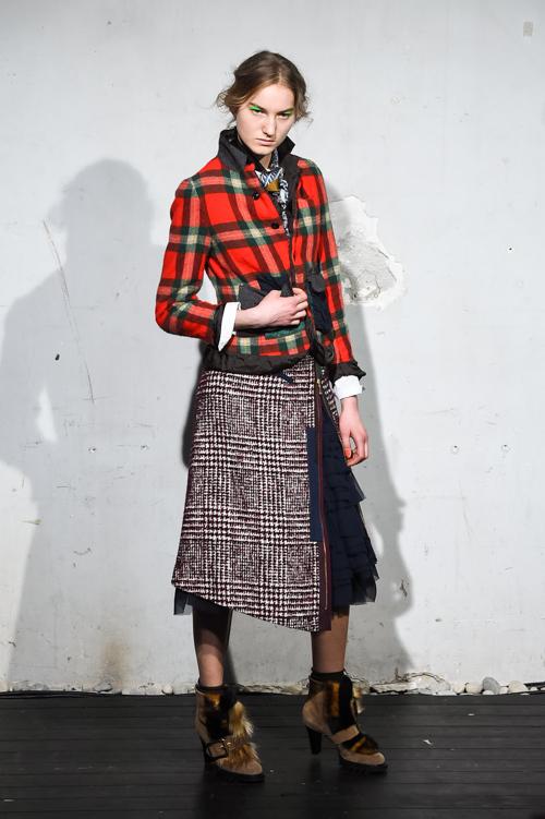 kolor/カラー スカート