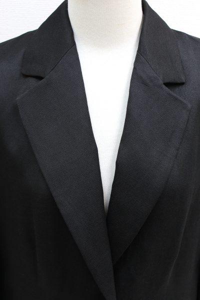 MM6 MAISON MARGIELA 【40%OFF】リネンレーヨンBIGテーラードジャケット