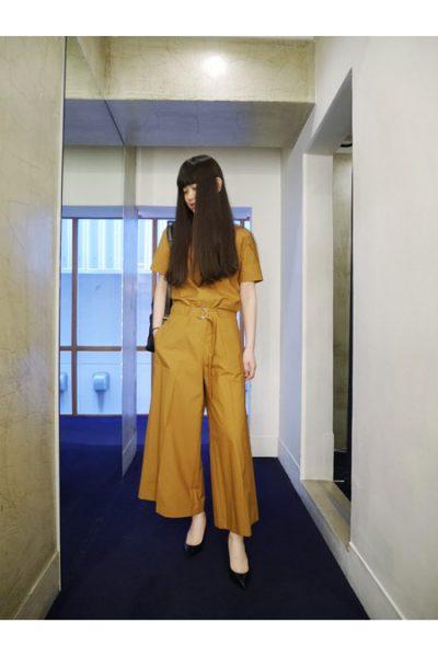 MAISON MARGIELA 【50%OFF】コットンナイロンジャンプスーツ