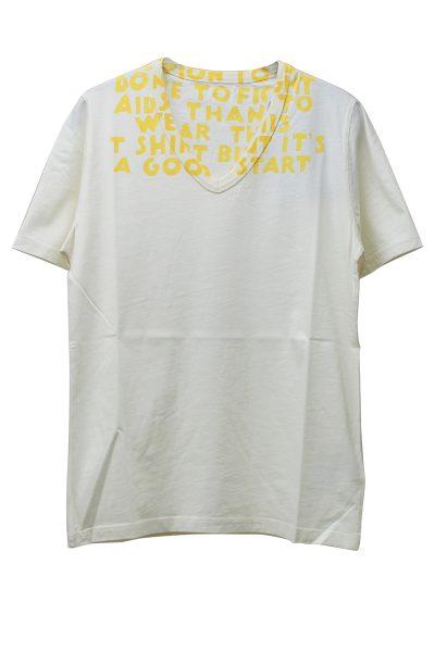 MAISON MARGIELA AIDS Tシャツ