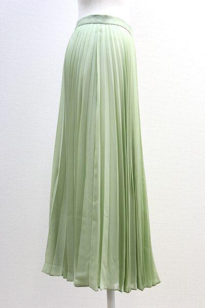 MAISON MARGIELA 【40%OFF】ウエストゴムプリーツロングスカート