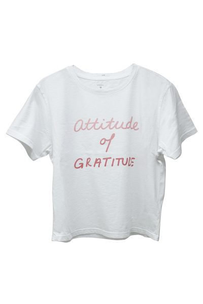 MOTHER 【40%OFF】GRATITUDE Tシャツ