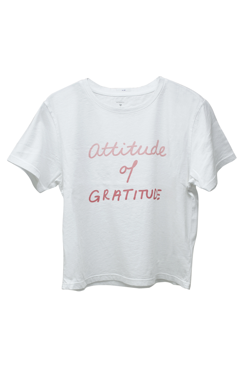 MOTHER 【TIME SALE-60%OFF(5/24~5/28)】GRATITUDE Tシャツ
