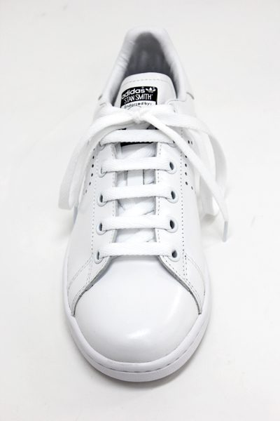 adidas by RAF SIMONS 【40%OFF】レザーローカットスニーカー(STAN SMITH)