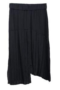 ISABEL MARANT 【30%OFF】シルクアシンメトリープリーツスカート