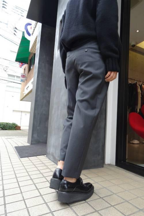 ISABEL MARANT ETOILE リボン付ハイウエストパンツ