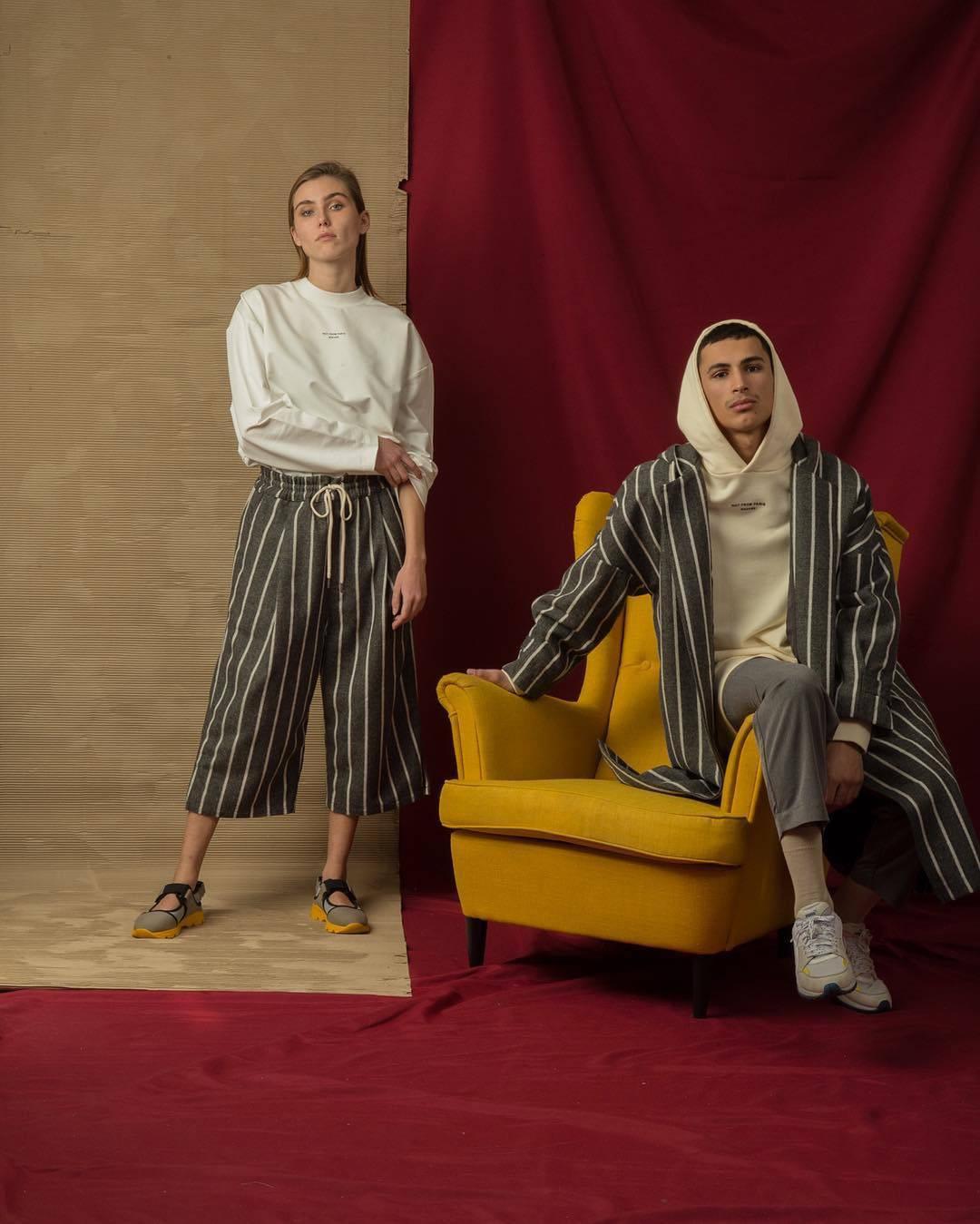 DRÔLE DE MONSIEUR/ドロールドムッシュ ファッション