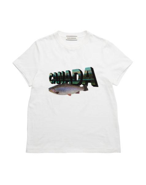 MARCOMONDE CANADA Tシャツ [17AW]