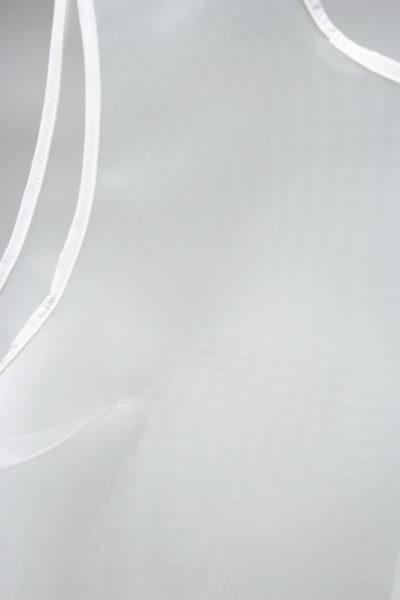 MM6 MAISON MARGIELA 【40%OFF】クリノリンノースリーブワンピース