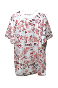 MM6 MAISON MARGIELA 【40%OFF】FRAGILE Tシャツ[17AW]