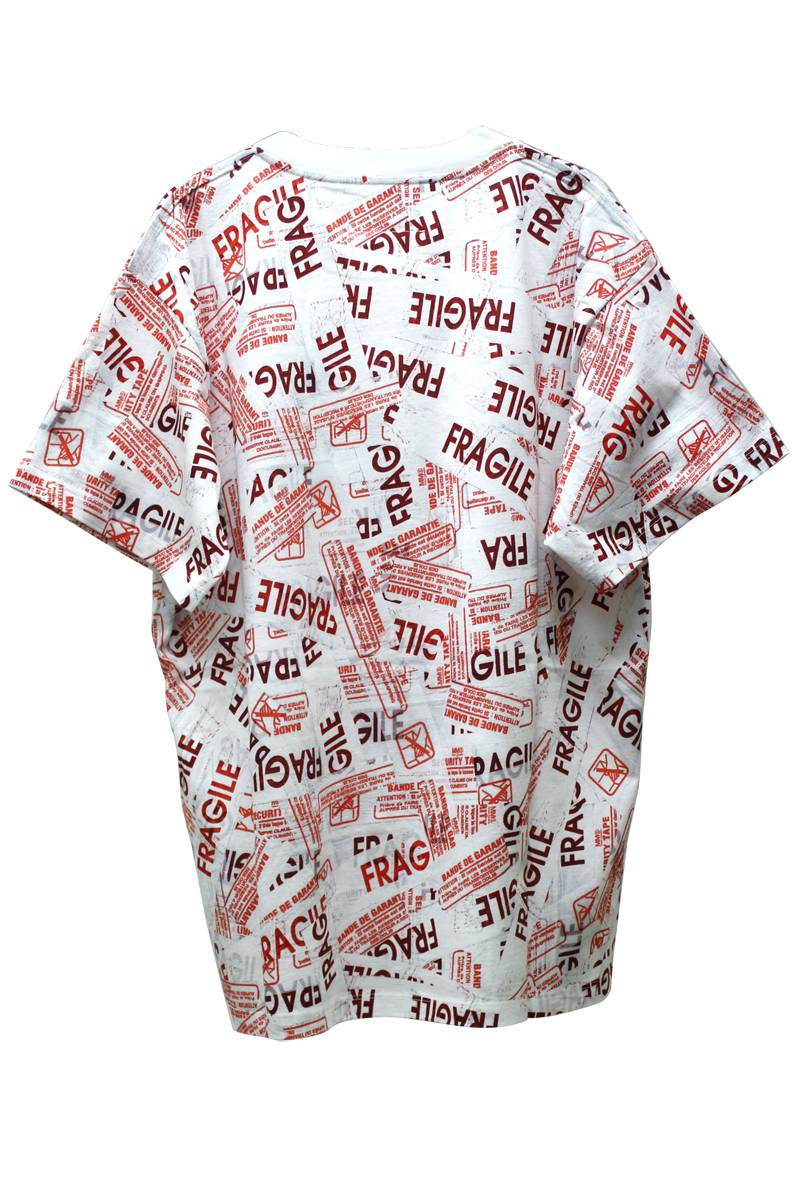 MM6 MAISON MARGIELA 【40%OFF】FRAGILE Tシャツ[17AW]