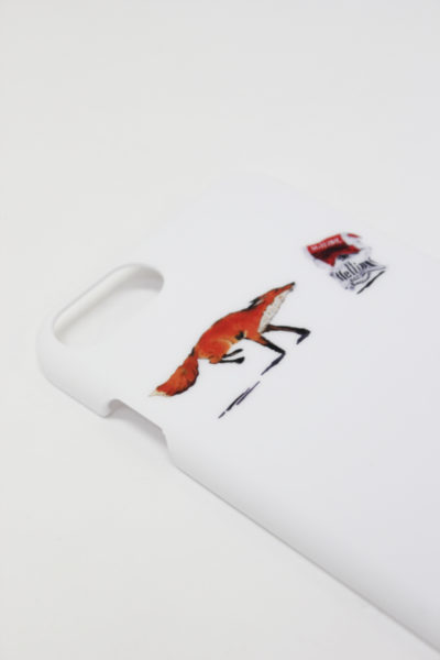 OFF-WHITE 【50%OFF】FOX×CIGARETTES スマホカバー