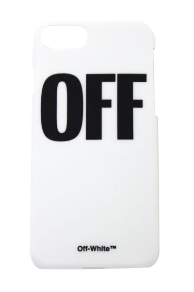 OFF-WHITE BIG OF スマホカバー
