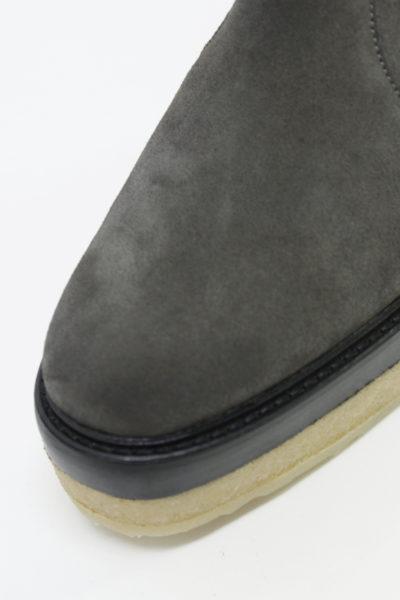 PIERRE HARDY 【30%OFF】スウェードサイドゴアショートブーツ [17AW]