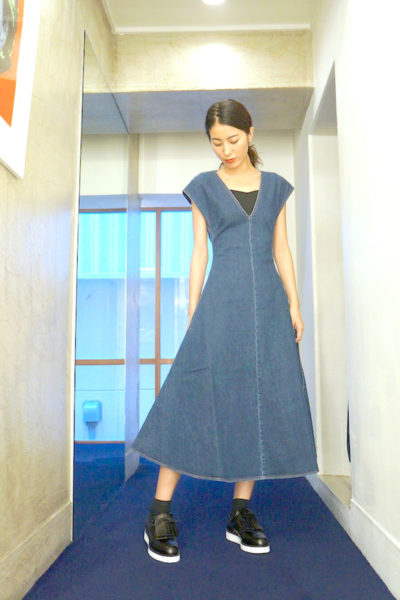 PIERRE HARDY 【50%OFF】カーフレザーキルティタンローファー [17AW]