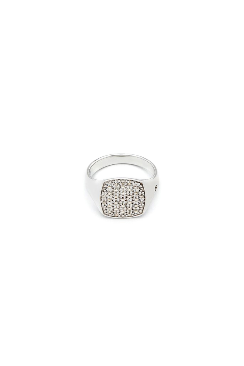 Mini Cushion White Topaz [17AW]