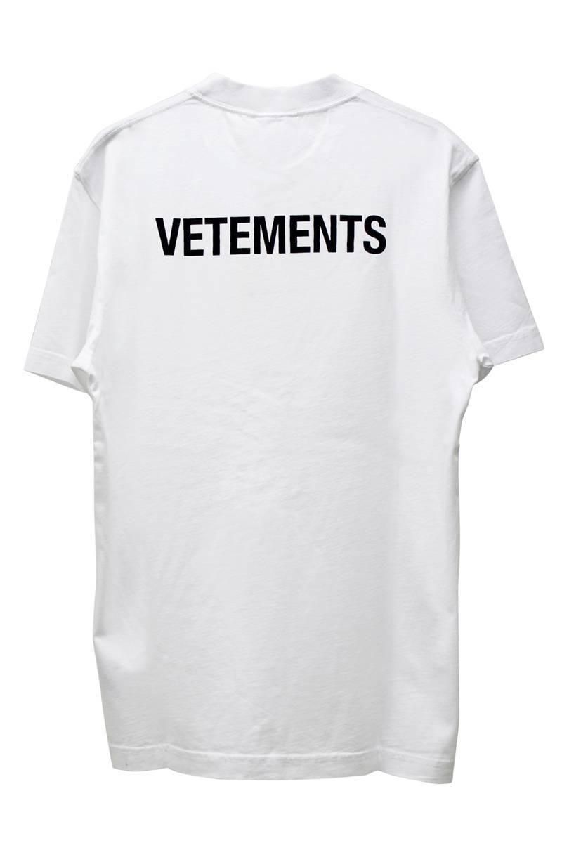 バックロゴベーシックTシャツ