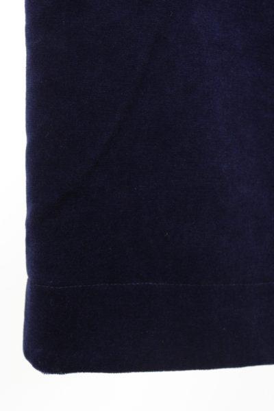 08 SIRCUS 【40%OFF】コットンベルベットガウチョパンツ