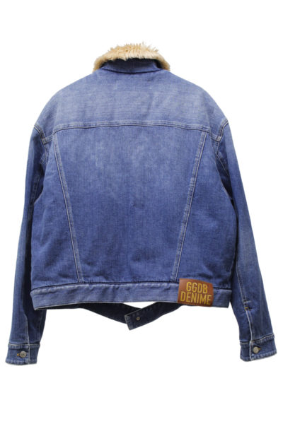 GOLDEN GOOSE DELUXE BRAND 裏ボアGジャン [17AW]
