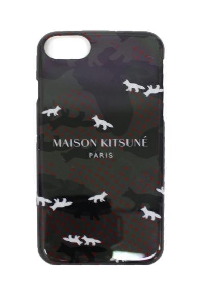 MAISON KITSUNÉ スター×FOX iphoneケース [17AW]