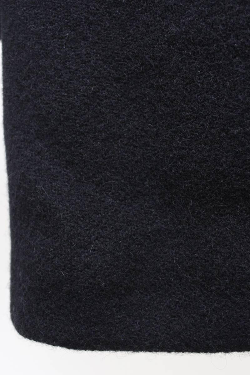 ISABEL MARANT 【40%OFF】ウールノーカラーシングルコート