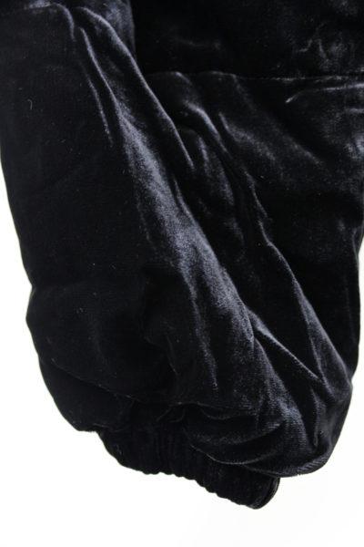 ISABEL MARANT 【POINT×10】ベロアキルティングZIP UPジャケット [17AW]