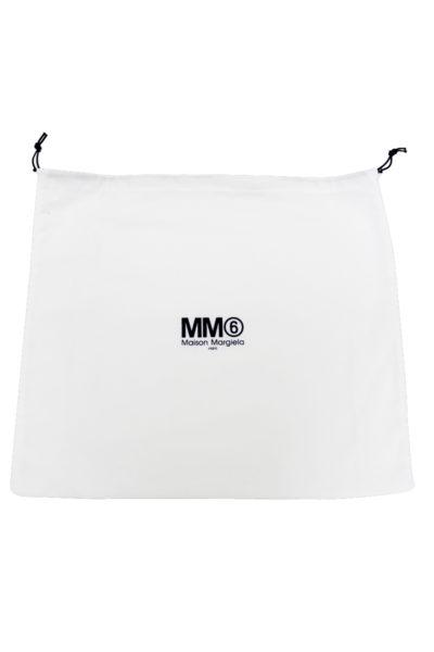 MM6 MAISON MARGIELA カラー円柱ヒールショートブーツ【17AW】