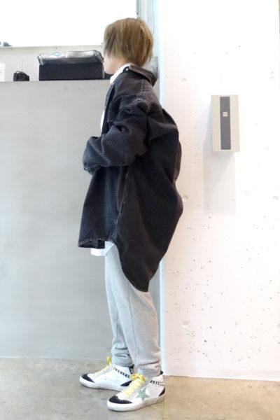 VETEMENTS ヘビーデニムシャツ(× Levi's) [17AW]