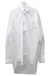 VETEMENTS オーバーサイズシャツ [17AW]