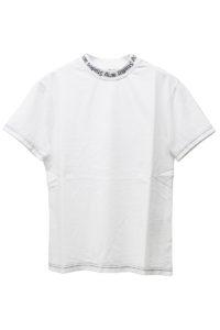 Acne Studios ネックロゴTシャツ [17AW]