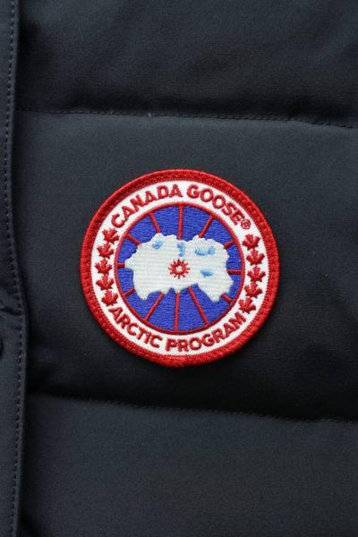 CANADA GOOSE スタンドカラーダウンベスト【FREESTYLE VEST】(正規取扱い品)