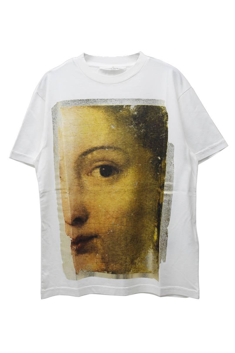 アートプリント半袖Tシャツ [17AW]