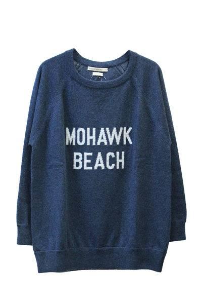 QUEENE and BELLE MOHAWK BEACH ニット