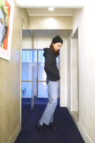 SAINT LAURENT V【30%OFF】BAD LIEUTENANT フーディー [17AW]