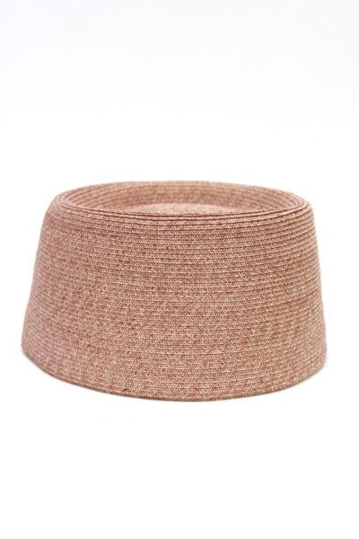 KIJIMA TAKAYUKI ペーパーコサック帽 [18SS]