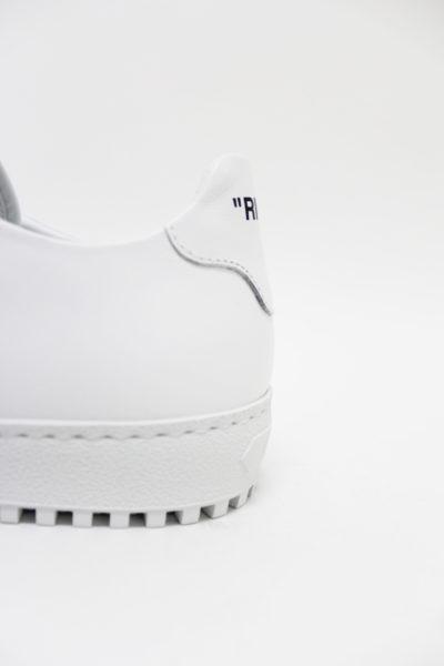 OFF-WHITE キャリーオーバースニーカー(WHITE)【18SS】