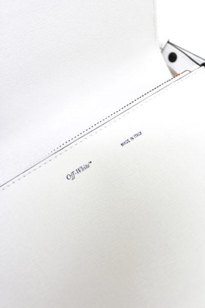 OFF-WHITE バイヤスラインポシェット【18SS】