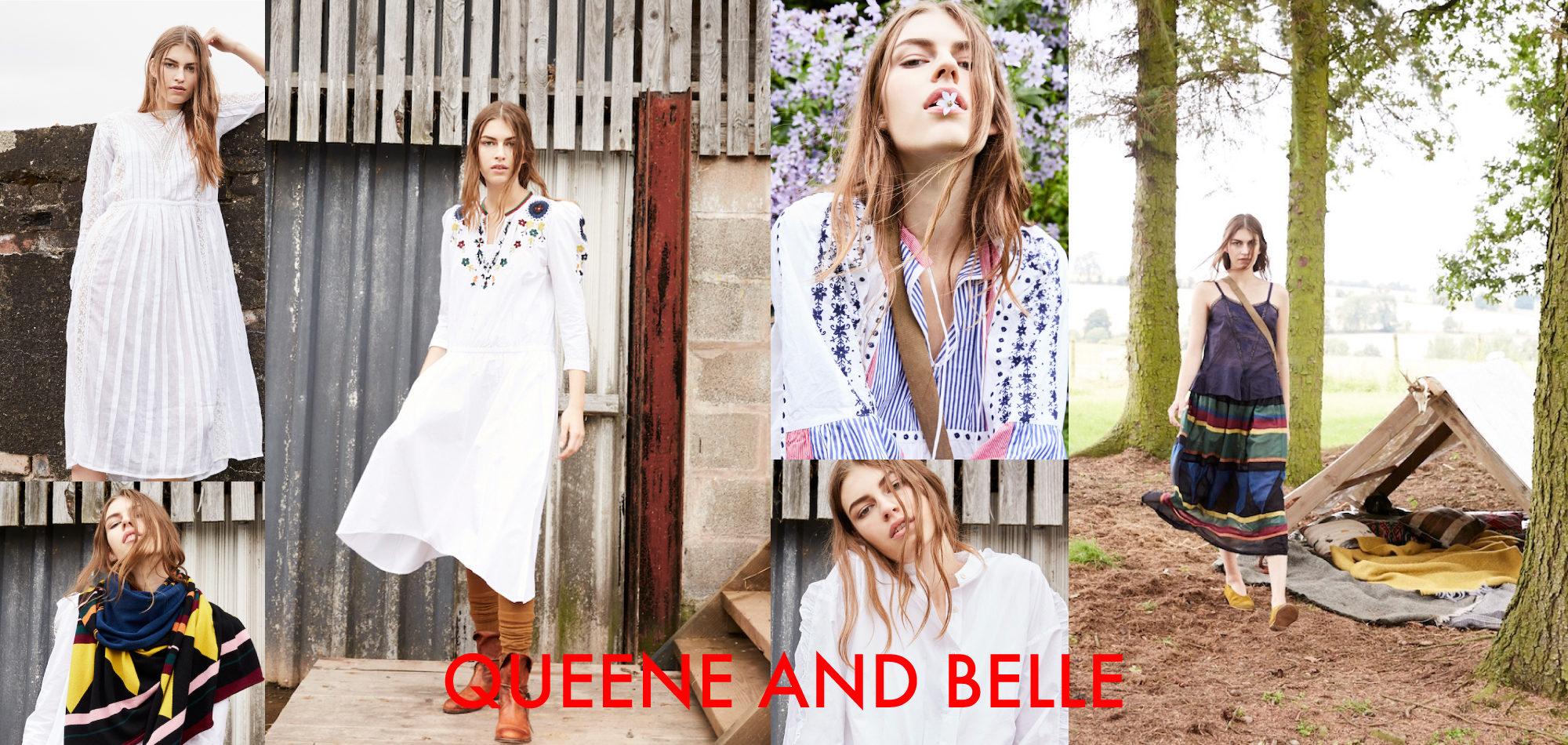 QUEENE AND BELLE