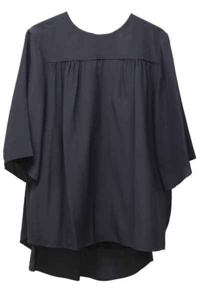 CHLOÉ 【TIME SALE - 70%OFF】シルク5分袖フレアブラウス