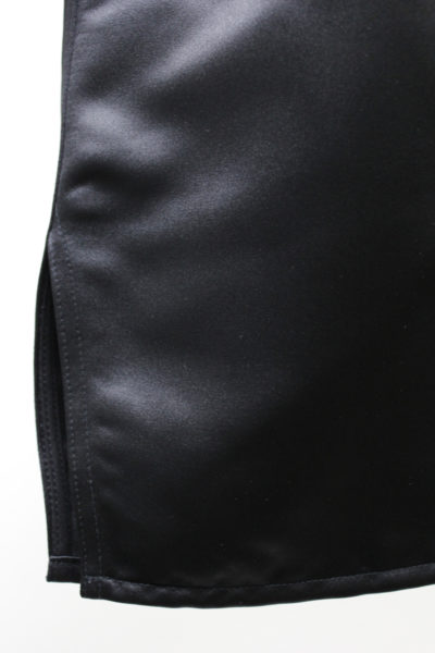 DRÔLE DE MONSIEUR 【50%OFF】サテンオーバーシャツ【18SS】