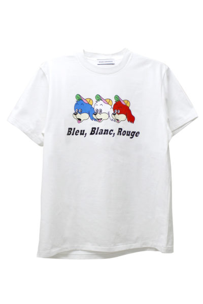 MARCOMONDE 【50%OFF】3colors DOG Tシャツ【18SS】