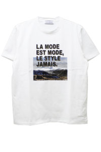 MARCOMONDE 【TIME SALE - 70%OFF】LA MODE EST MODE Tシャツ