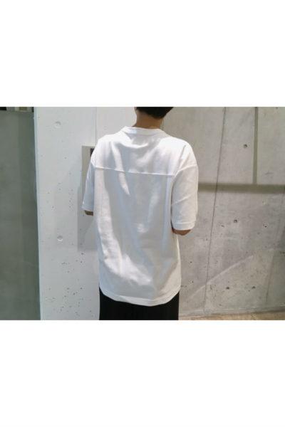 DRÔLE DE MONSIEUR DDMワンポイントTシャツ【18SS】