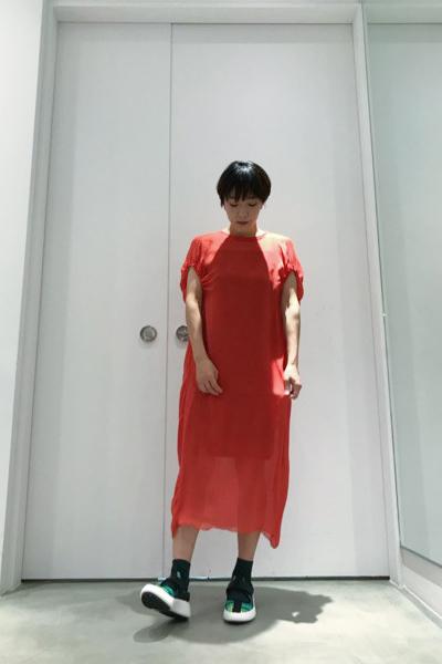 UNITED NUDE 【40%OFF】ベルクロ異素材スニーカー【18SS】